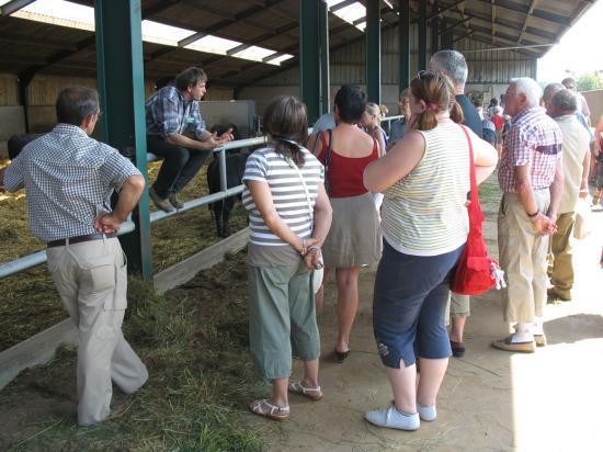 Visite élevage